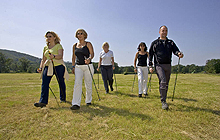 Nordic Walking in Bad Harzburg