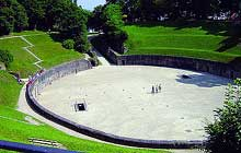 Das Amhpitheater in Trier